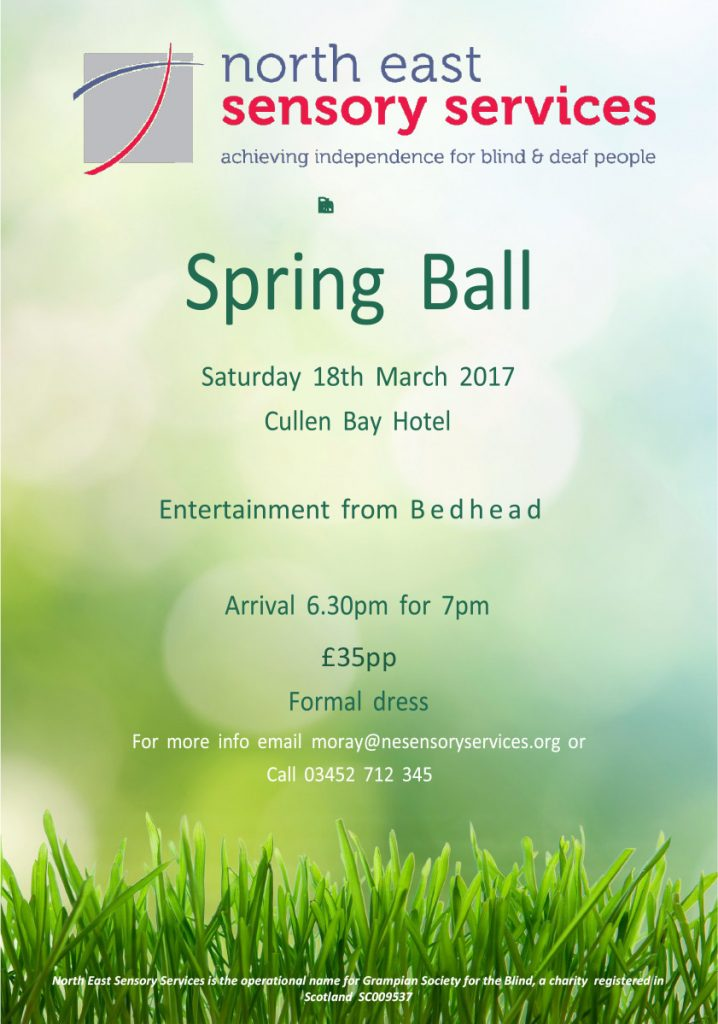 Spring Ball Poster 2017